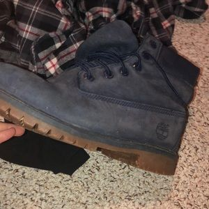 Timberlands shoes used
